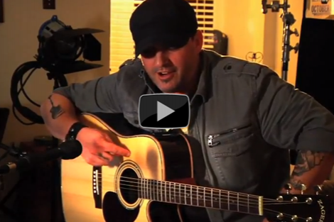 Touring Alt Country Artist Chad Lee